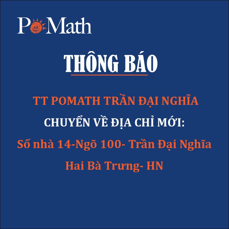 TT POMath Trần Đại Nghĩa